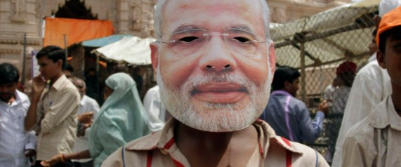 "Narendra Modi tends to demonise Muslims by lionising the usage of terms like ""Islamic terrorism"" but is enraged when he comes across the term ""saffron terrorism."" Isn't such a position overtly against minorities whom the RSS loathes? (Image: Associated Press)"
