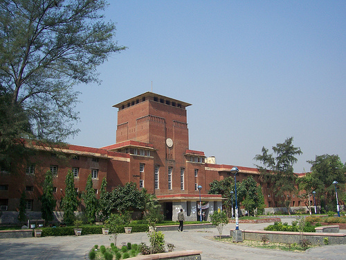 Delhi University should not be content with the tag of the best in the country. It should aspire to become the best in the world. (Image: Wikipedia)
